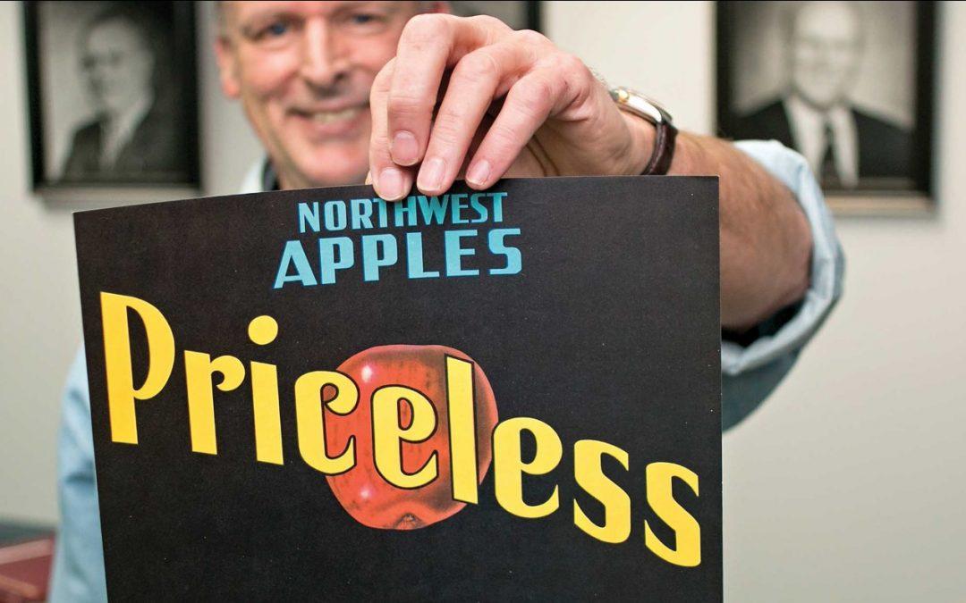 La collection d'étiquettes Apple Box est la passion de l'emballage  – Caisses en bois – Caisses à Pommes