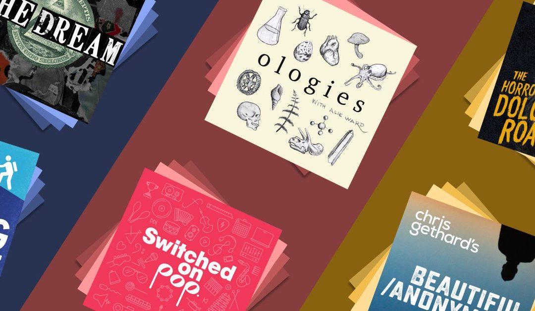 Les 50 meilleurs podcasts à écouter maintenant  – Caisses en bois – Caisses à Pommes