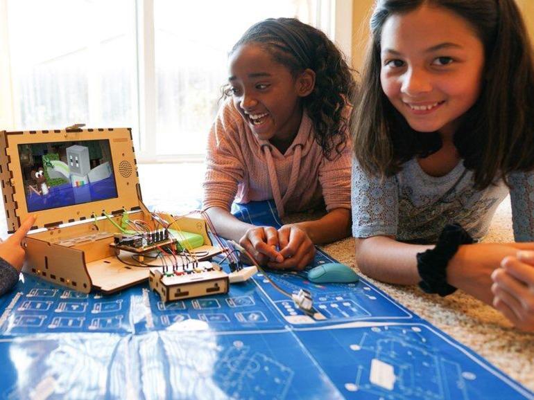 Top 10 des gadgets technologiques pour les enfants  – Caisses en bois – Caisses à Pommes