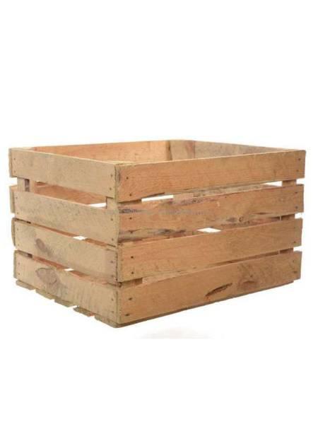 Acheter Renover caisse a pomme et caisse enregistreuse en bois lidl deco
