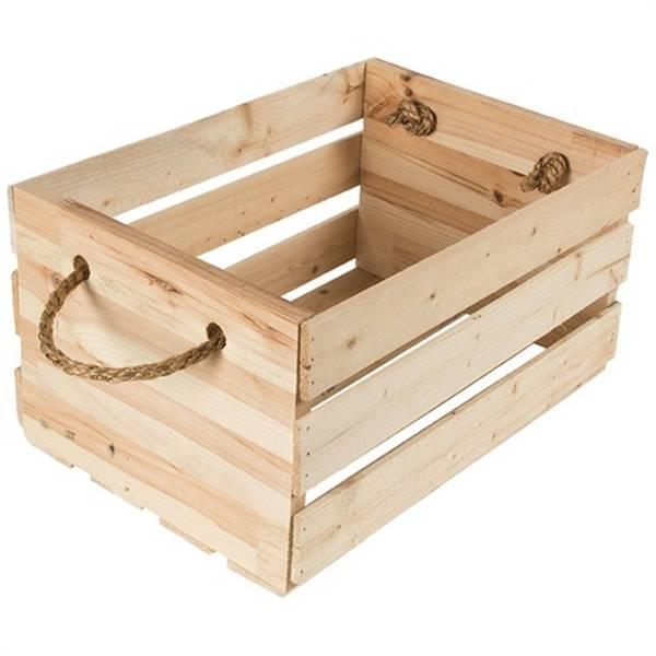 Acheter Caisse zn bois pour caisse a pomme la foirfouille comparatif