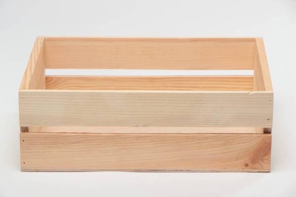 caisse en bois made in france