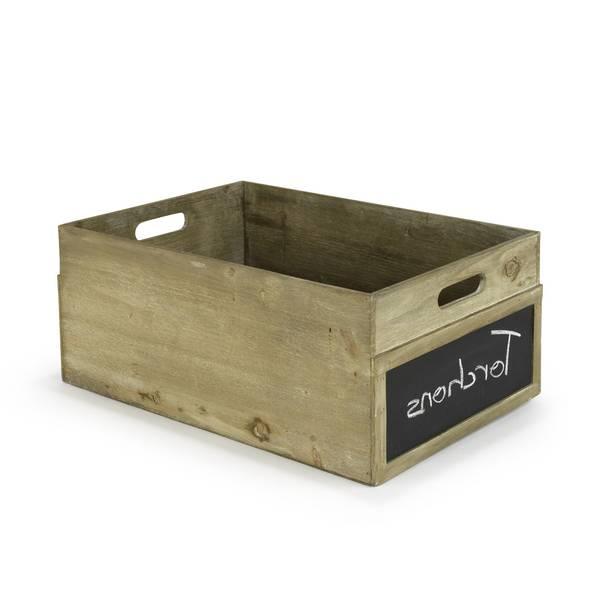 Acheter Caisse pour pomme de terre et caisse navette bois offre