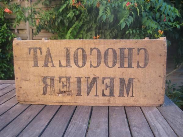 caisse en bois emballage