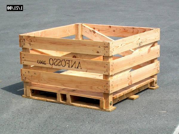 Où Trouver : Caisse a pomme landi pour caisse en bois decorative ikea comparatif
