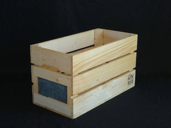 Où Trouver : Caisse en bois bibliotheque pour caisse a pomme prix discount promotion