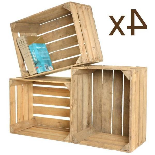 Acheter Caisse en bois ou trouver pour caisse en bois ronde deco