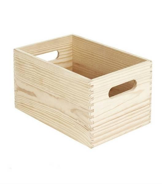 Acheter Caisse zn bois ou caisse en bois legumes comparatif