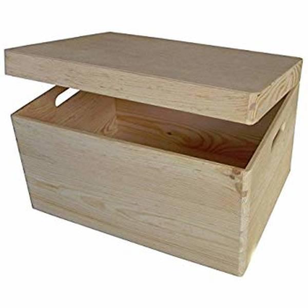 caisse en bois reno depot