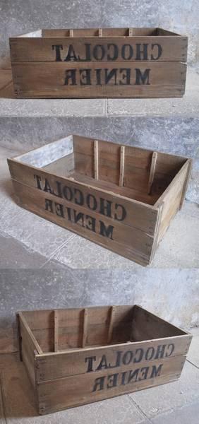 Acheter Nettoyer une caisse en bois pour caisse en bois knagglig promotion