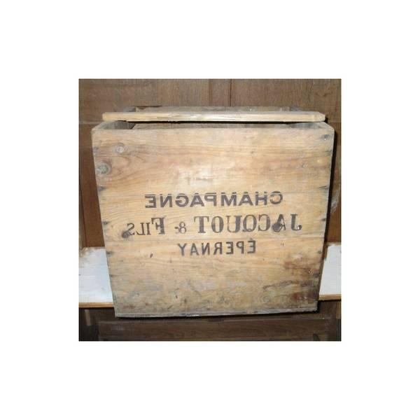 caisse en bois simply a box