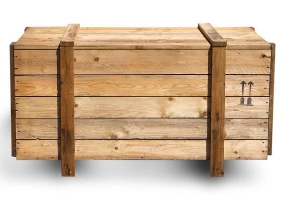 Où Trouver : Caisse en bois en pin et caisse en bois home hardware deco