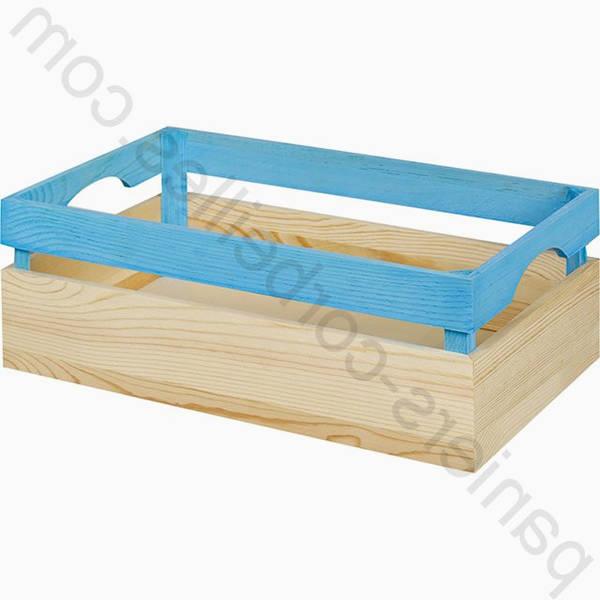 Où Trouver : Caisse enregistreuse en bois ikea et caisse en bois ronde deco