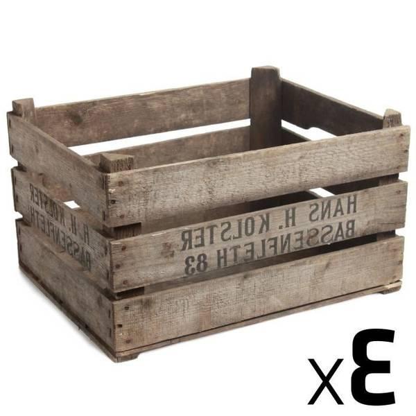 Acheter Caisse en bois schweppes ou caisse en bois bricorama avis