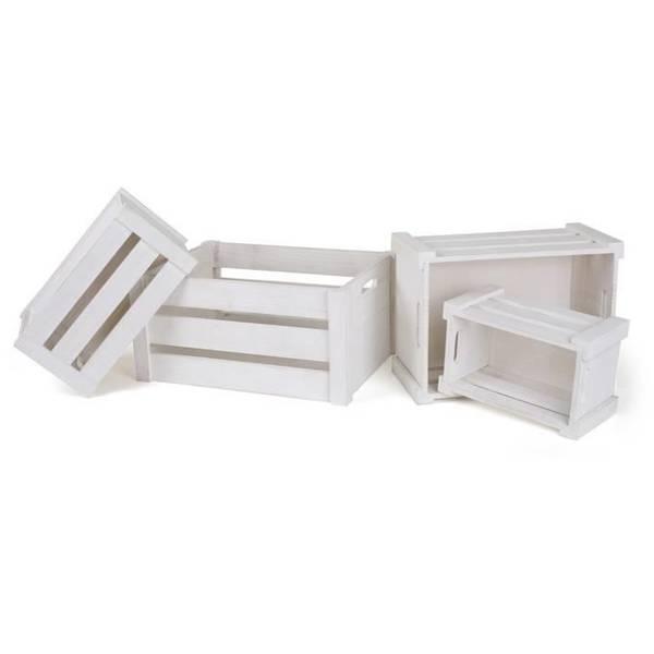 Acheter Caisse pomme meuble tv et caisse en bois vieilli deco