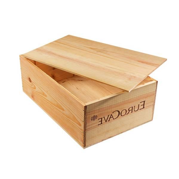 Où Trouver : Caisse en bois deco salle de bain et caisse en bois knagglig ikea promotion