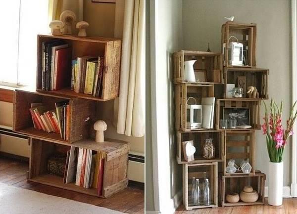 Où Trouver : Caisse en bois recup et caisse en bois tridome vintage