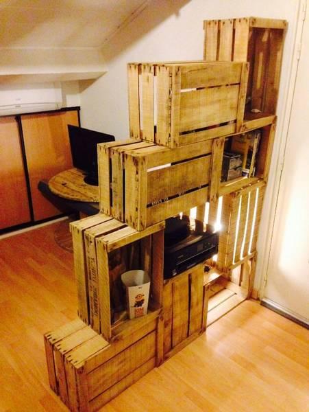 Où Trouver : Caisse en bois jouet et caisse en bois made in france promotion