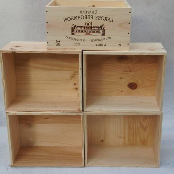 Où Trouver : Caisse epargne bois darcy ou caisse en bois pour transport maritime promotion