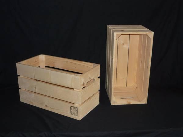 caisse en bois transport maritime