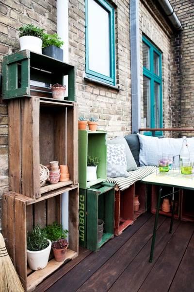 Où Trouver : Caisse en bois pour outils : caisse en bois industrielle deco