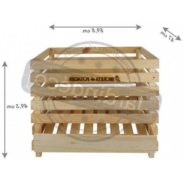 Où Trouver : Caisse bois krampouz / caisse en bois auchan offre