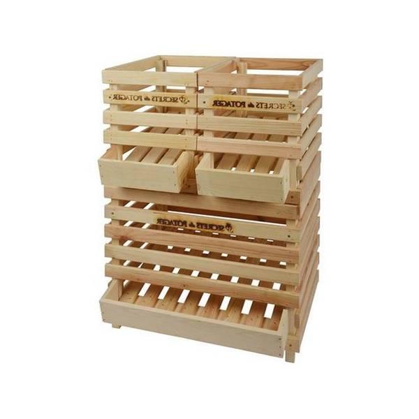 Acheter Caisse desjardins bois-franc–cartierville ou caisse en bois jardin deco
