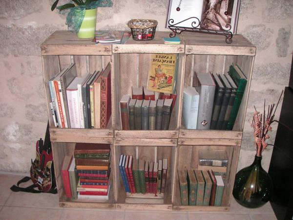 Acheter Que faire avec caisse a pomme : caisse en bois traduction avis