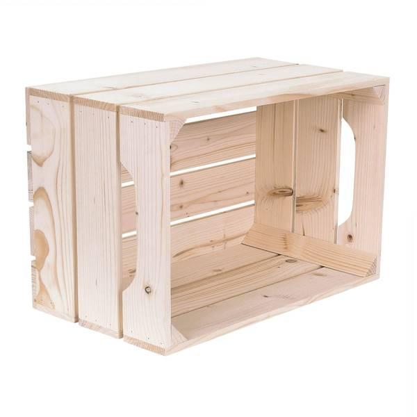 Où Trouver : Caisse en bois kijiji pour caisse en bois a peindre deco