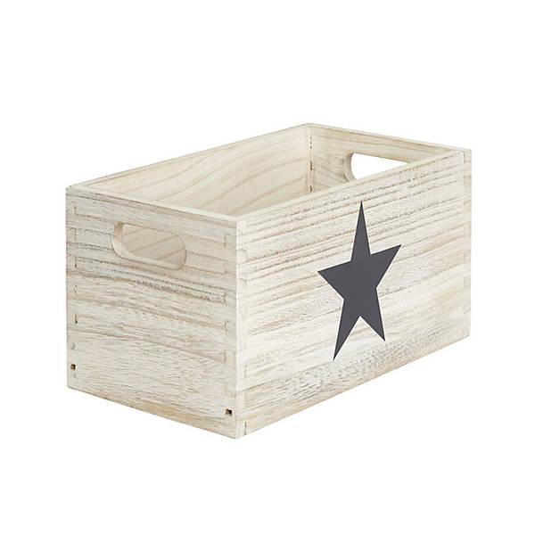 caisse en bois standard