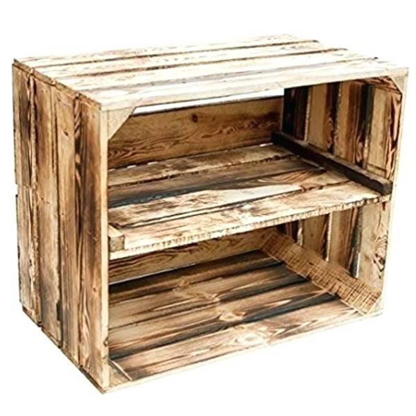 Acheter Caisse en bois urne mariage / peindre caisse a pomme comparatif