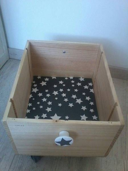 Acheter Caisse en bois rangement : que faire avec caisse en bois avis